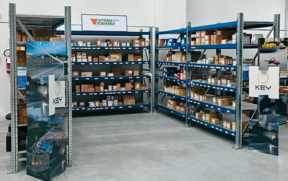 magazzino consignment stock