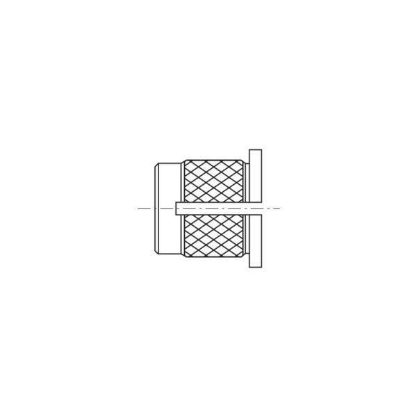 Inserti filettati per materie plastiche a testa cilindrica inversa ad espansione